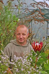 Chris Osborne of Kelnan Plants